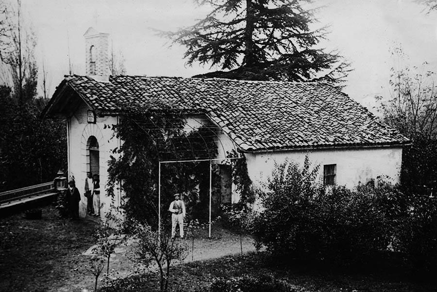 Capilla antes de reforma. 18698